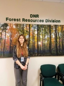 Hannah Lundin, Lansing DNR